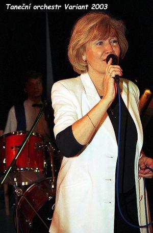 Aťka Knotková - 2003