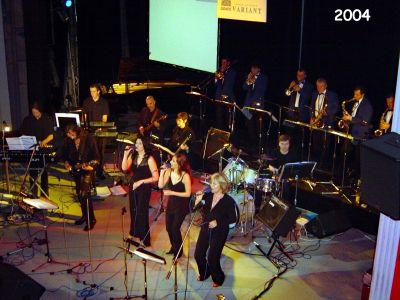 30. let kapely - DK Metropol 2004
