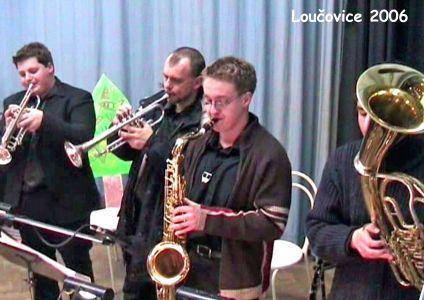 Hasičský bál - Loučovice - 2004