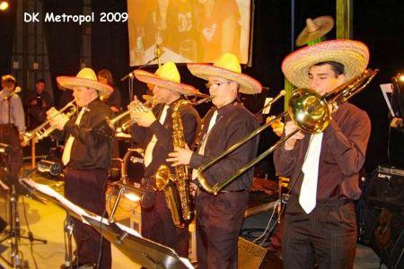 maturitní ples v DK Metropol - 2009