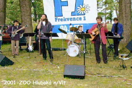 ZOO v Hluboké nad Vltavou - Dětský den - 2001