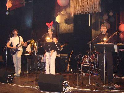 Silvestr 2005/6 - DK Vltava